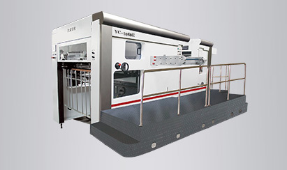 YC-1080 EAutomatic Die-cutting and Crea